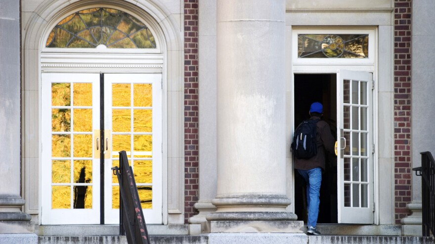 For many low-income students, economic trends are making the prospect of getting into the college of their choice, and reaching graduation, even more difficult.