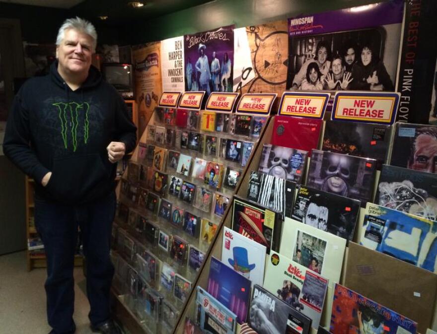 Time Traveler Records, Akron