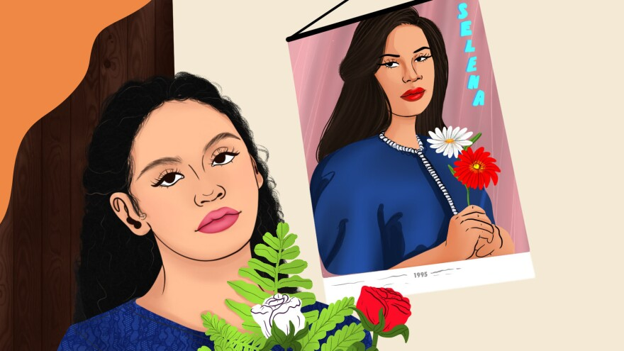 <em>Anything for Selena</em> weaves the life of the late Tejano singer together with that of the podcast's host, Maria Garcia.