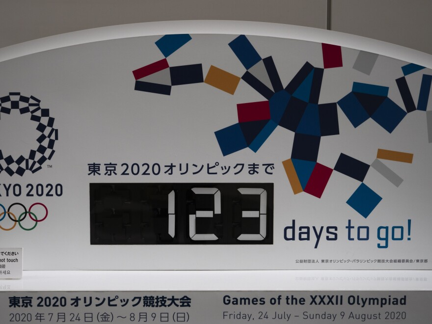 """On Sunday, the International Olympic Committee said that it was starting to look into scenarios for """"modifying"""" the current plans for the games, which are scheduled to start on July 24 in Tokyo."""