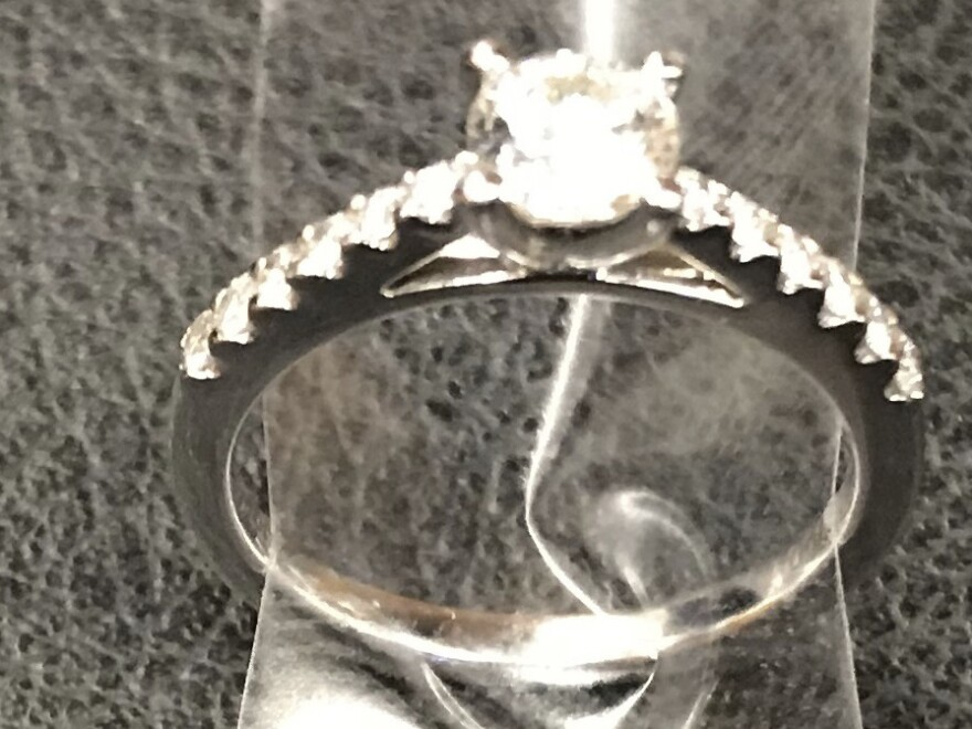 The ring was lost on Friday night, and NYPD recovered it Saturday morning. By Sunday, the department said it had found the ring's owner but didn't identify the couple publicly.