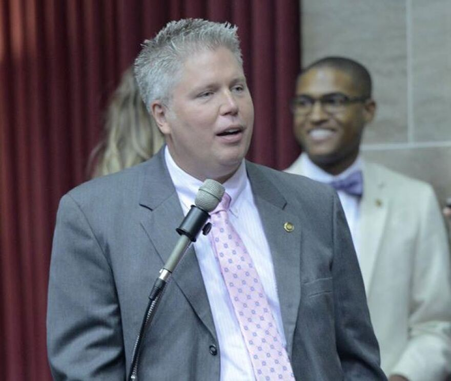"""State Rep. Jeff Roorda, D-Barnhart, voted in favor of bills that his party has used to castigate Republicans, including a 72-hour waiting period for abortions, a multi-facted gun bill and an effort to eradicate """"Agenda 21."""""""