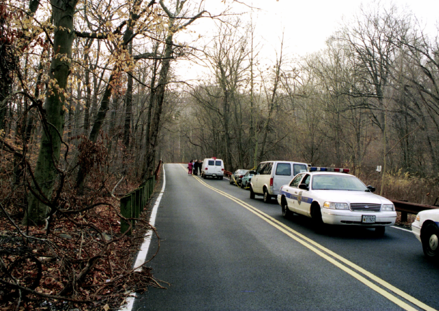 The Serial podcast is Sarah Koenig's reinvestigation of the murder of Hae Min Lee, a Maryland high school student who was strangled in 1999. Lee was found in Baltimore's Leakin Park. Her schoolmate and ex-boyfriend Adnan Syed was convicted of the murder and is serving a life sentence.