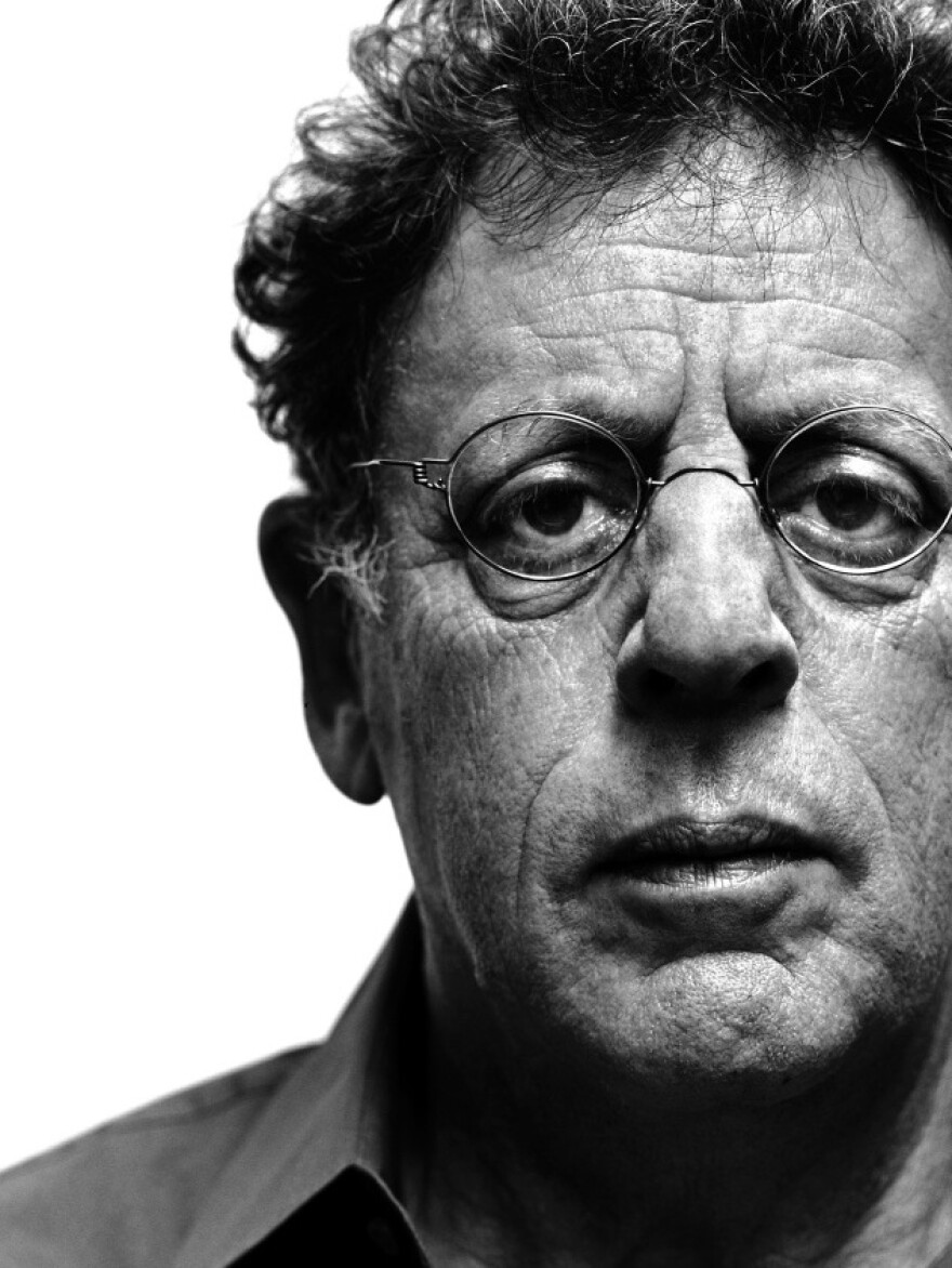Composer Philip Glass, who helped change the landscape of American music, says he finally knows what he's doing.