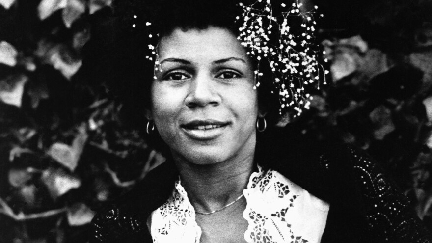 Celebrated soul singer Minnie Riperton, shown here in March 1976, passed away in 1979 at the age of 31.