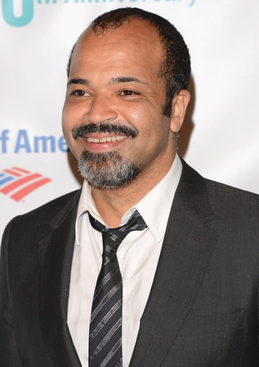 Actor Jeffrey Wright