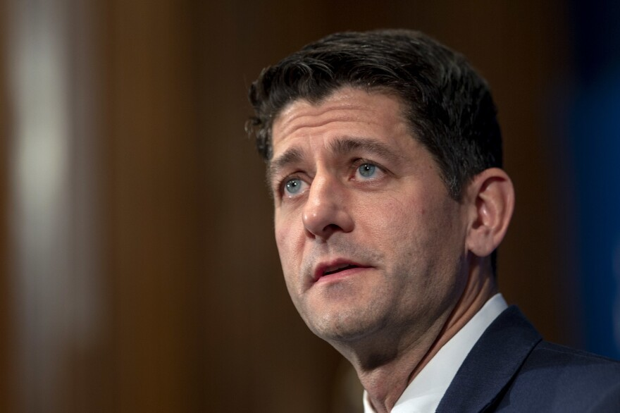 """Democrats call it 'Medicare-for-all' because it sounds good, but in reality, it actually ends Medicare in its current form,"" Speaker of the House Paul Ryan asserted in a speech at the National Press Club in Washington, D.C., on Oct. 8."