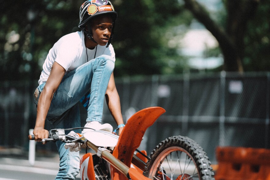 <em>Charm City Kings </em>is a coming-of-age story set in Baltimore's dirt bike culture. It's based on the 2013 documentary, <em>12 O'Clock Boys</em>.