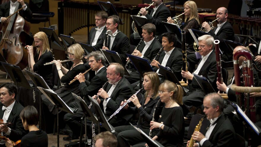 The Minnesota Orchestra is one of many orchestras around the country dealing with labor disputes.