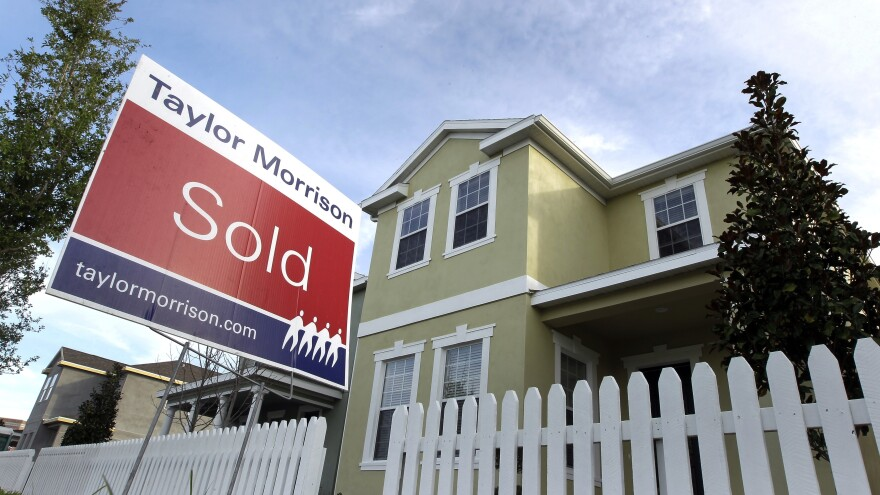 Nationwide, home sales are up,  mortgage rates are down and in many places, owning a home is as attractive as renting for the first time in years.