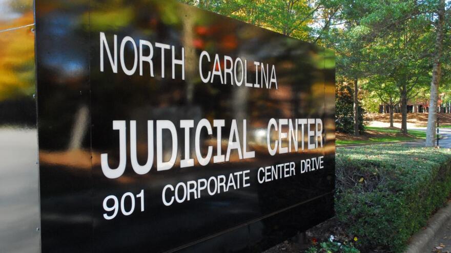 North Carolina Judicial Center