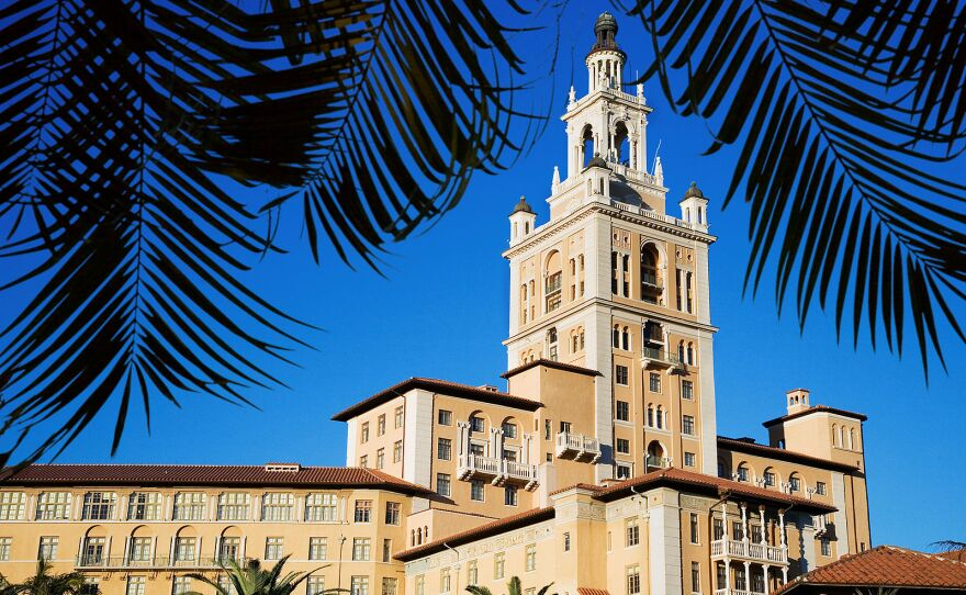 A History Of The Biltmore Miami S Best Known Creepy Hotel Wlrn