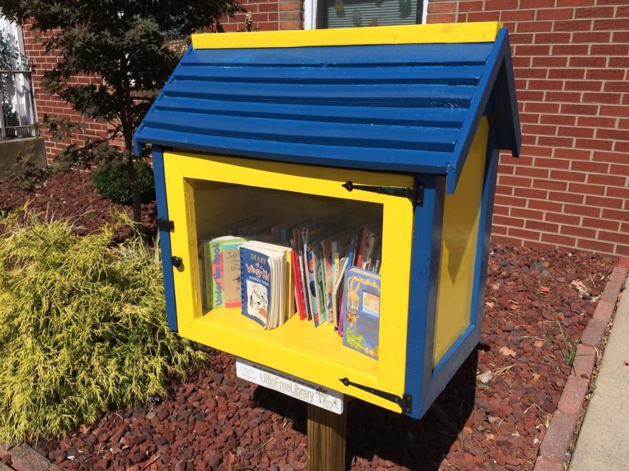 St. Joe Little Free Library