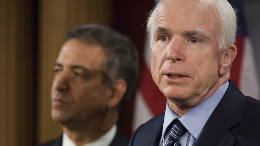 After partnering with Democrat Russ Feingold of Wisconsin, John McCain worked alongside many others on what campaign finance reform should look like and how they might outmaneuver Senate Republican leaders who wanted to sink the legislation.