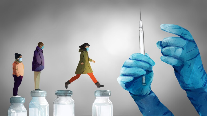 Bioethicists weigh in on the right decisions in an imperfect vaccine distribution system.