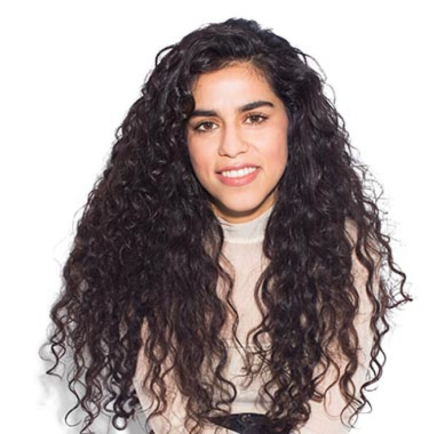 Mona Chalabi is a Data Editor from the Guardian USA