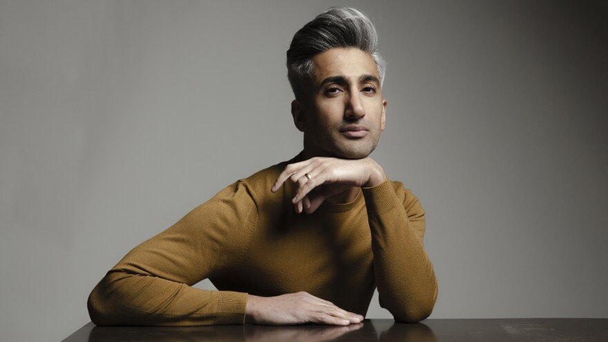 "Tan France is the fashion expert on the makeover show <em>Queer Eye,</em> but he initially had misgivings about joining the show. ""I didn't want to become famous,"" he says. ""That wasn't really the life for me and ... I wasn't necessarily about making things pretty."""
