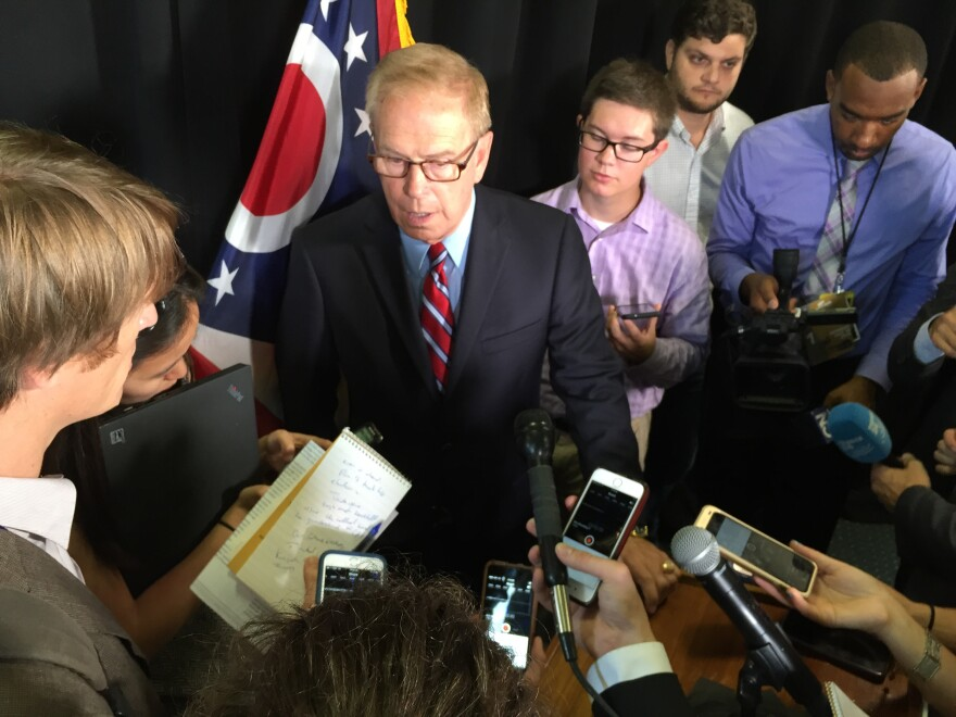 photo of Ted Strickland