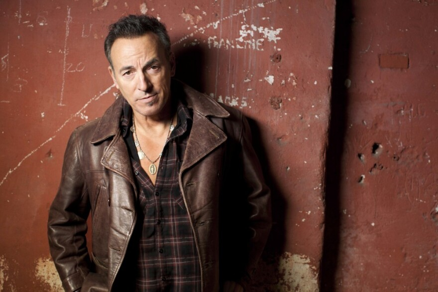 Bruce Springsteen's latest album, <em>Wrecking Ball</em>, will be released March 6 on Columbia Records.
