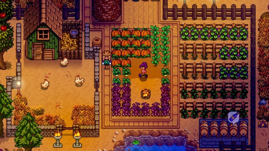 Farming simulator<em> Stardew Valley</em> is one of the many great indie games out there.