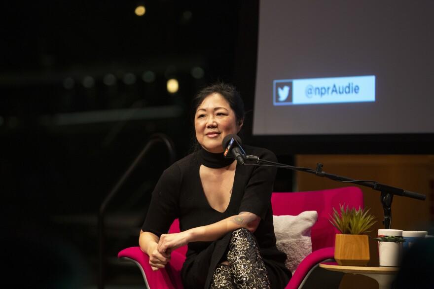 Margaret Cho speaks to Audie Cornish in NPR's Studio 1 in Washington, D.C.