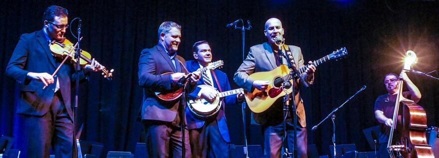 Joe Mullins and the Radio Ramblers.
