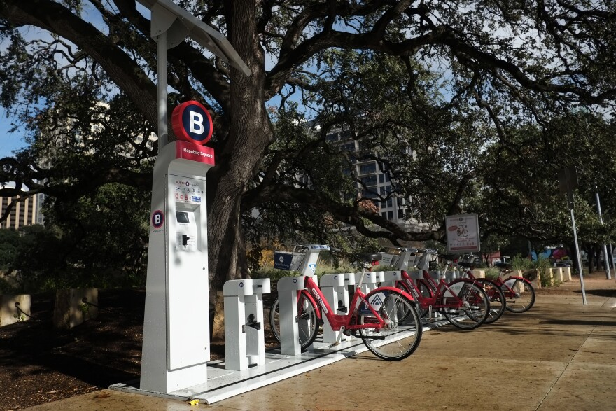 Austin BCycle is now called MetroBike after a new partnership between the City of Austin and Capital Metro.