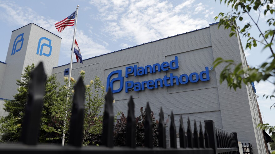 Unless a federal court intervenes, Planned Parenthood says it will formally withdraw from the nation's family planning program for low-income people.