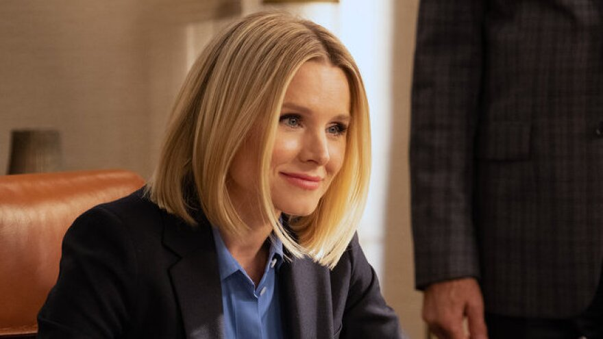 Kristen Bell plays Eleanor, who's stepping up this season on NBC's <em>The Good Place</em>.