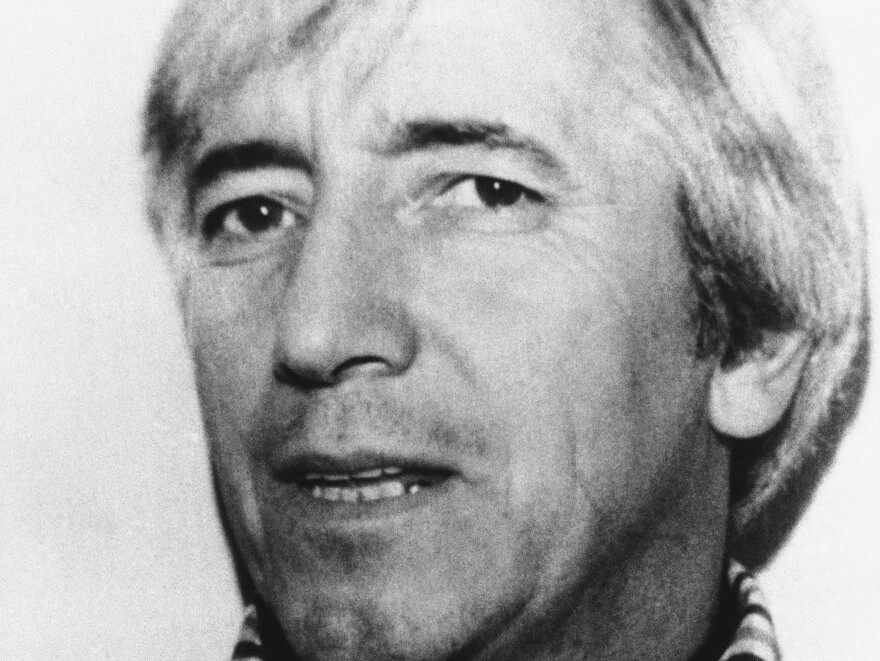 Georgi Markov in a photo taken in September 1978, the same month he died. The Bulgarian defector worked for the BBC and was killed by an unknown assassin in London using a ricin-tipped umbrella.