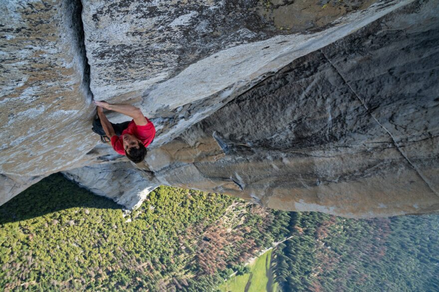Alex Honnold. (Courtesy Free Solo via National Geographic)