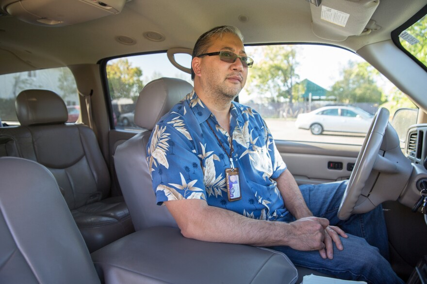 Matthew Takamoto has been been a social worker with the early intervention program in Sacramento County from its start, and is pleased with its success. The hardest part, he says, is realizing that not every parent will be be able to quit drugs for good.
