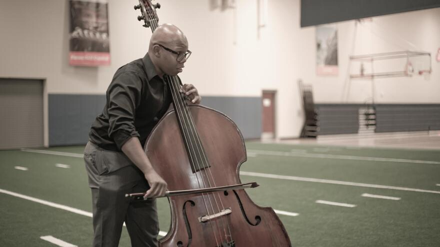 Teachers noticed Draylen Mason had a talent and passion for music early on.