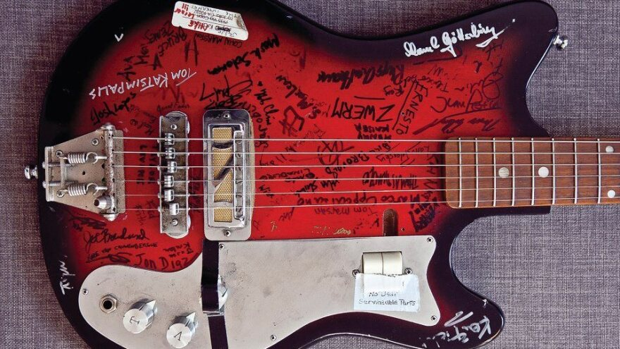 The $100 guitar proves once again that it's not just the instrument, it's what you do with it.