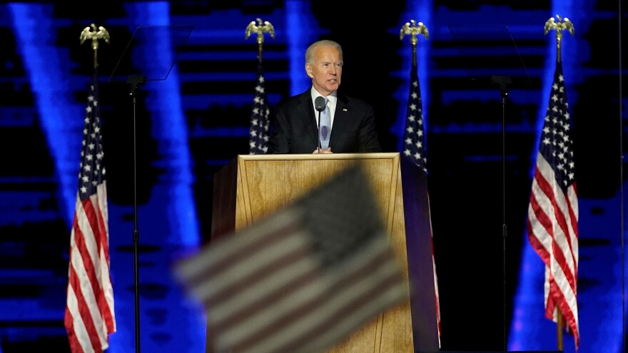 There are a lot of lessons from this election, and given the results, governing won't be easy for President-elect Joe Biden.