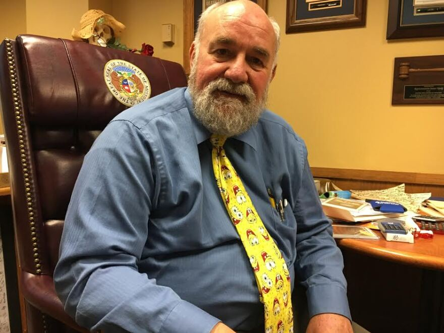 Rep. Jim Neely, R-Cameron, has sponsored legislation that would legalize medical marijuana.