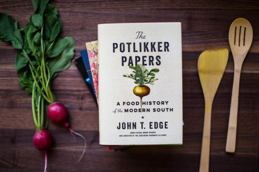 The Potlikker Papers: A Food History of the Modern South by John T. Edge.