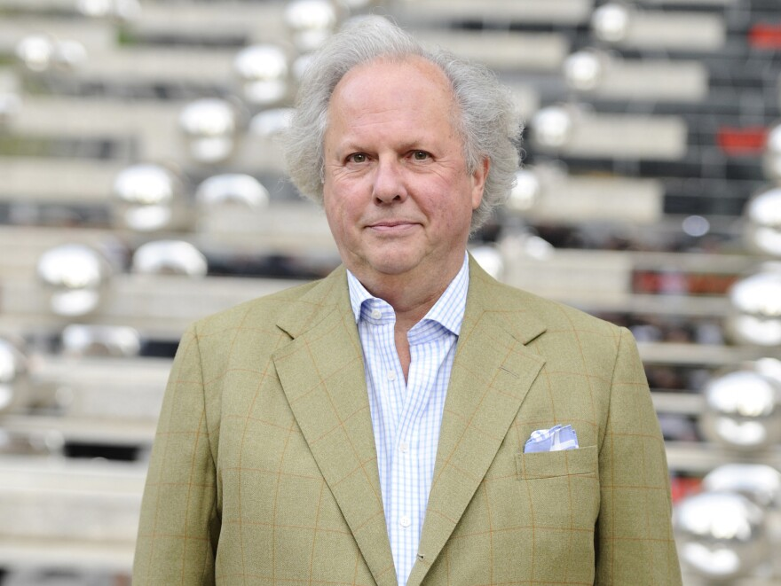 Graydon Carter, former editor-in-chief of <em>Vanity Fair,</em> assigned reporter Vicky Ward to write a story about Epstein that was published in 2003.