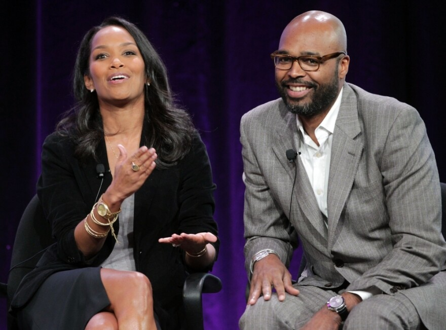 Formerly a writer for <em>Moesha </em>and<em> The Jamie Foxx Show,</em> Mara Brock Akil is (with husband Salim Akil) part of the power couple behind BET's hit comic drama <em>The Game.</em>