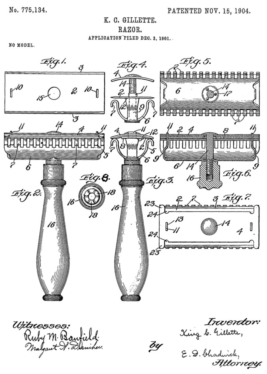 800px-Gillette_razor_patent.png