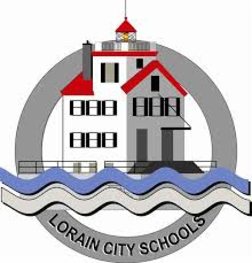 photo of Lorain City Schools logo