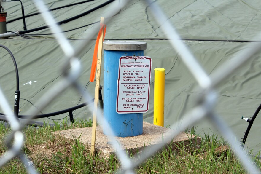 Unhealthy levels of radium, a radioactive metal, have been measured in some groundwater wells at the Bridgeton Landfill.