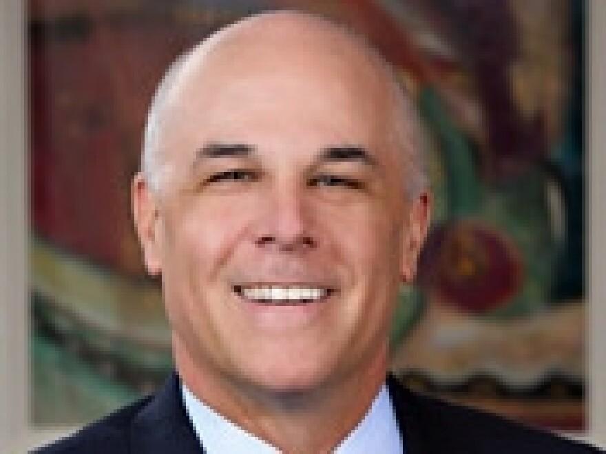 Florida Blue CEO Patrick Geraghty