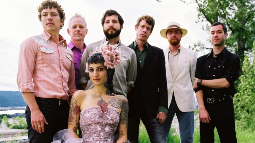 Y La Bamba is one of <em>Alt.Latino</em>'s acts to watch for 2012.