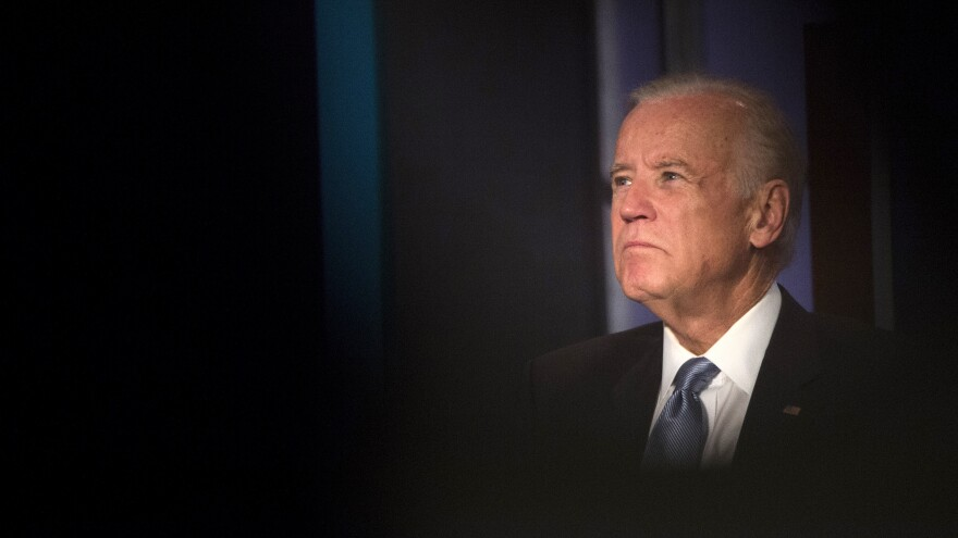 Vice President Joe Biden announced Wednesday that he would not be running for president. At this late stage, the numbers show he would have had big hurdles to overcome.