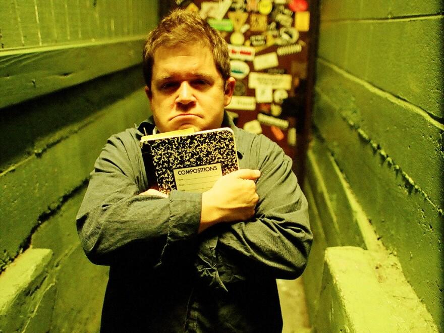 Patton Oswalt is also the author of  <em>Zombie Spaceship Wasteland</em>.
