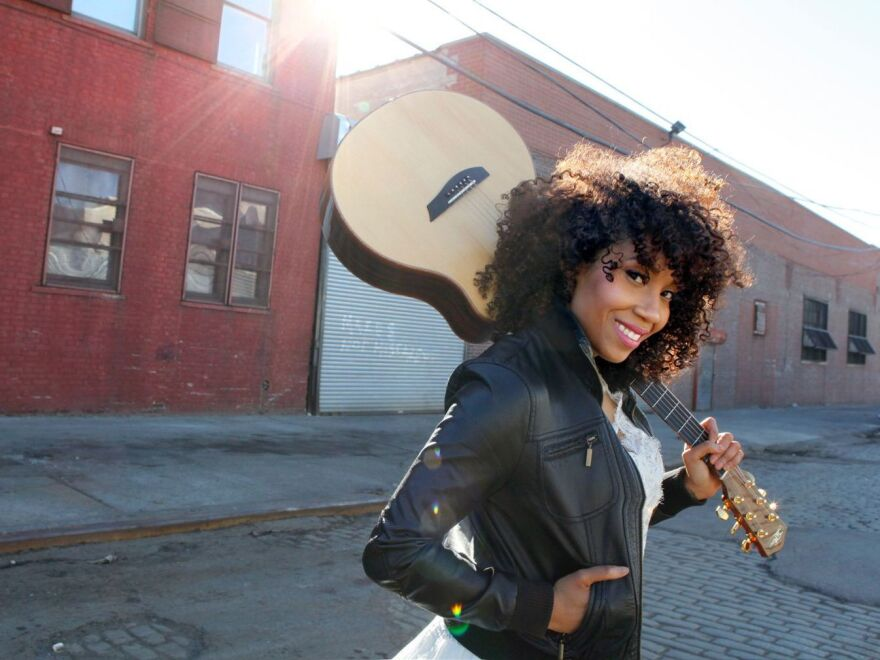 Rissi Palmer's latest album, <em>Seeds</em>, is featured in this roundup of music out of Nashville, Tenn.