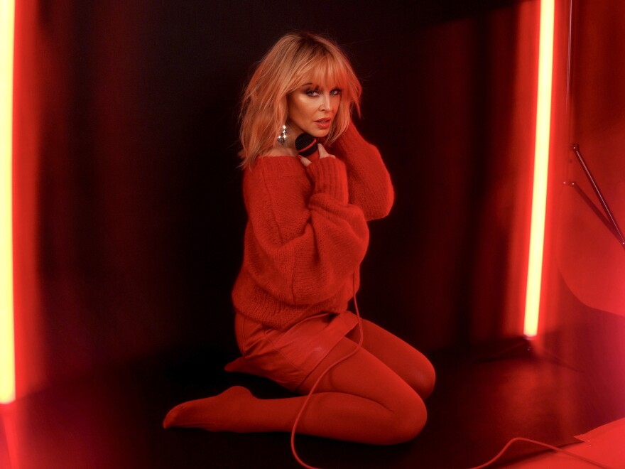 """People needed to find a place of expression and belonging,"" Kylie Minogue says of the origins of disco culture. Her 15th album, <em>Disco</em>, is out now."