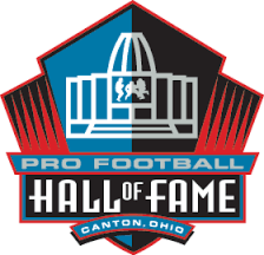 photo of Pro Football Hall of Fame logo