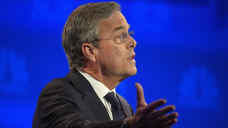 Former Gov. Jeb Bush